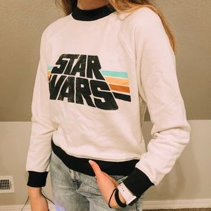 Forever 21 X Star Wars sweatshirt